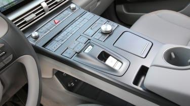 Hyundai NEXO centre console