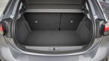 Vauxhall Corsa - boot