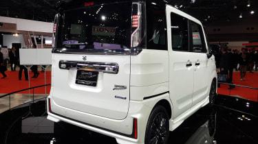 Suzuki Spacia Custom concept rear