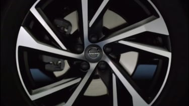 Volvo XC40 leaked - wheel