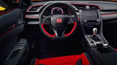 Honda Civic Type R Limited Edition - dash
