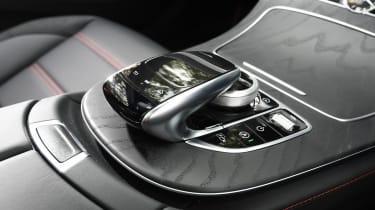 Mercedes-AMG E 53 - centre console