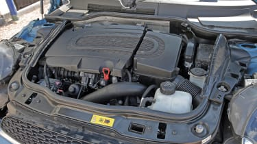 Used MINI Roadster - engine