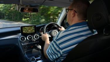 Long-term test review: Mercedes GLC - first report John driving