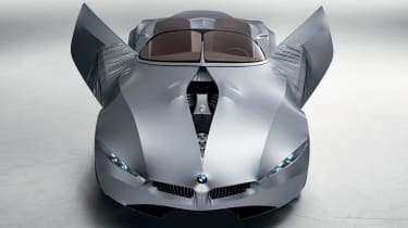 BMW Gina - top