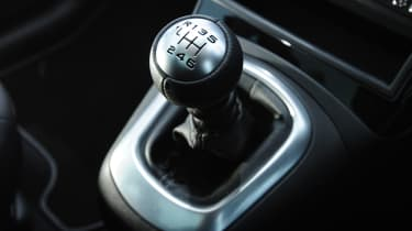 All models except the range-topping diesel get a five-speed automatic gearbox.