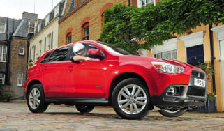 Mitsubishi ASX final report