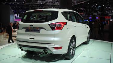 Ford Kuga Vignale Concept - Geneva rear quarter