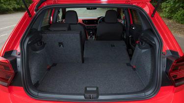 Volkswagen Polo GTI - boot