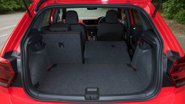Volkswagen Polo GTI - boot