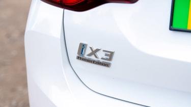 BMW iX3 - iX3 badge
