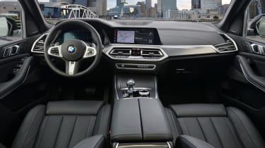 BMW X5 - Interior