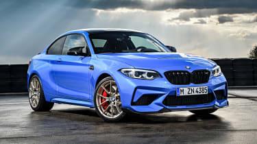 BMW M2 CS - front static