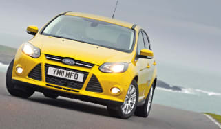 Ford Focus 1.6 EcoBoost front