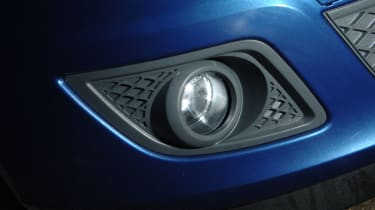 Fiesta fog light