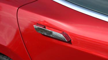 Tesla Model S long-term final report - door handle