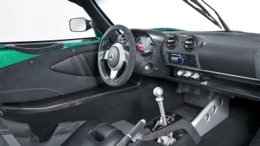 Lotus Exige Cup 430 interior