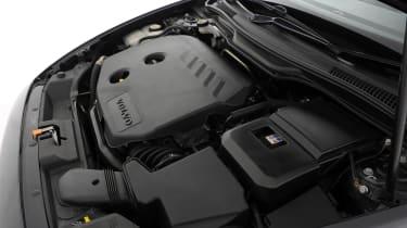 Used Volvo S40 - engine