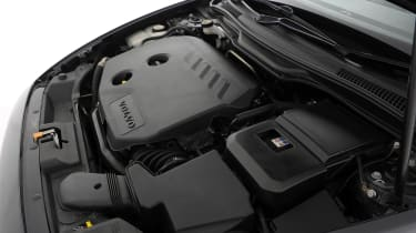 Used Volvo S40 - engine