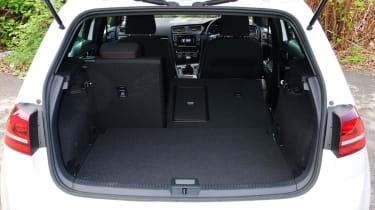 Volkswagen Golf GTI boot