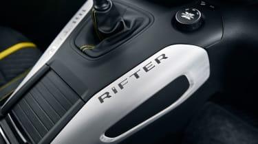 Peugeot Rifter 4x4 Concept - transmission