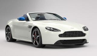 Aston Martin V8 Vantage Great Britain Edition - front