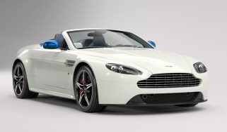 Aston Martin V8 Vantage Great Britain Edition - front