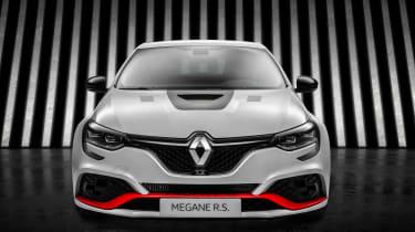 Renault Megane Renaultsport Trophy-R nose
