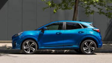 Ford Puma - side