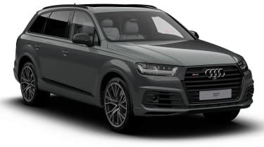 Audi SQ7 Vorsprung Edition