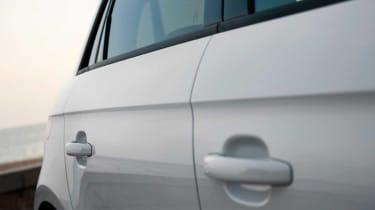 Audi A1 Sportback 1.6 TDI detail
