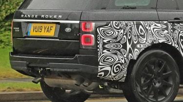 Range Rover - spyshot 6
