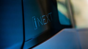 BMW Vision iNEXT concept - iNEXT