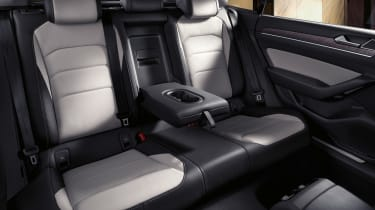 Volkswagen Arteon official - Elegance rear seats