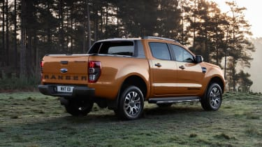Ford Ranger Wildtrack - rear