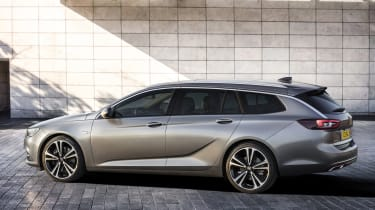 Vauxhall Insignia Sports Tourer 2017 - side