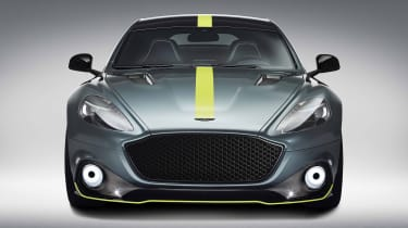 Aston Martin Rapide AMR - front