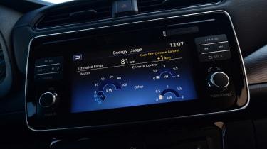 Nissan Leaf - economy