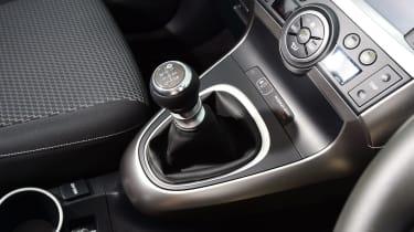 Toyota Verso - gearlever