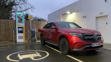 Mercedes EQC - long termer