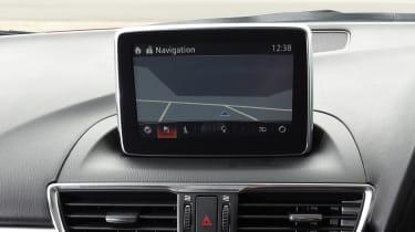 Mazda 3 - sat-nav