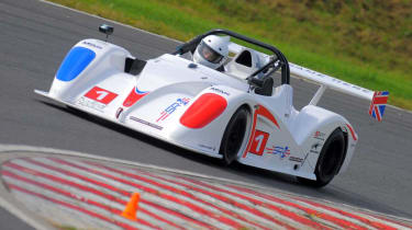 Radical SR1 Cup front action