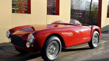 Vignale History - Ferrari 212 Export Coupe