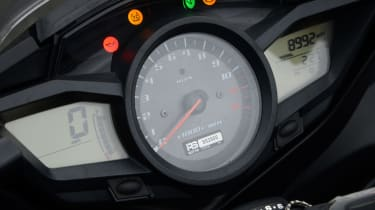 Dash cam policing - speedometer