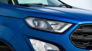 Ford EcoSport - front light