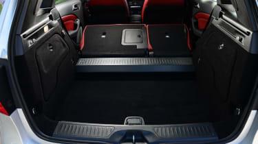 Mercedes B220 CDI 4MATIC Sport - boot seats down