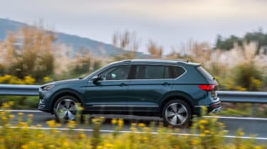 SEAT Tarraco - side