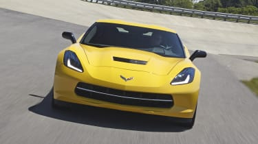 The Corvette is a huge leap foward for Chevrolet in tems of technology and refinement.