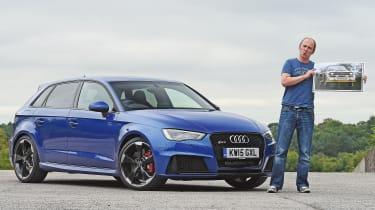 Audi RS3 LT header