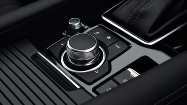 Mazda 6 Tourer modes